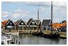 Marken [1394] (my-travels (hurt shoulder not able to comment)) Tags: marken holland netherlands harbour port travel village tourism europe europa olympus sp590uz noordholland nl boat