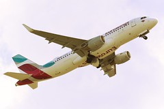 Eurowings Airbus A320-214 D-AEWS (In Memoriam: Charles Dawson) Tags: eurowings daews aircraft airbus airbus320 londonheathrow