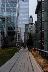 the High Line (grapfapan) Tags: streetphotography architecture urban highline manhattan newyorkcity