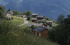 Mex (bulbocode909) Tags: valais suisse mex villages maisons chalets routes arbres prairies printemps paysages vert jaune forêts nature montagnes fleurs