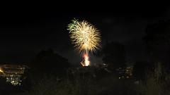 Fuegos artificiales San Juan 2018 (GRB Photography) Tags: san juan fuegos artificiales noche pirotecnia arrasate mondragon sanjuanak sanjuanes fuegosartificiales su artifizialak