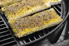 Tempeh Reubens (joshbousel) Tags: condiment eat food mustard reuben reubensandwich sandwich sauce tempeh tempehreubens tofu