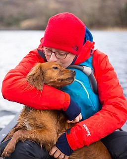 Cos I love you and you love me and together we shall always be! Now let's go and enjoy this fine weather out on the water! • • • • • #hikingdogsofinstagram #irishpassion #exploremore #destinationearth #welivetoexplore #weeklyfluff #backcountrypaws #irish