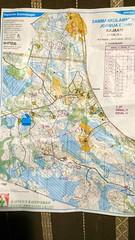 Kainuu Orienteering Week, race 1/4 (Kajaani, 20180701) (RainoL) Tags: 2018 201807 20180701 july summer kainuu kajaani suunnistus kainuunrastiviikko kainuuorienteringweek kow kow2018 krv krv2018 orientering orienteering map course sport urheilu