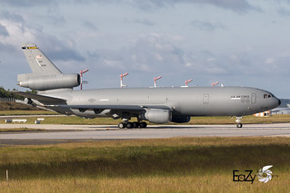 84-0192 United States Air Force McDonnell Douglas KC-10A Extender