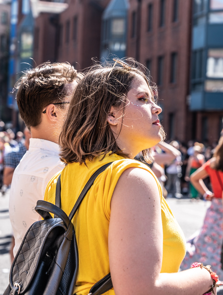 ABOUT SIXTY THOUSAND TOOK PART IN THE DUBLIN LGBTI+ PARADE TODAY[ SATURDAY 30 JUNE 2018] X-100262