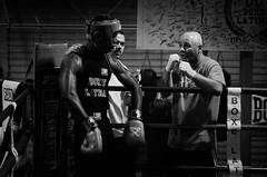 35043 - Corner (Diego Rosato) Tags: boxe pugilato boxelatina boxing ring match incontro nikon d700 2470mm tamron bianconero blackwhite angolo corner