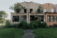 An abandoned home in Gary Indiana (Explored) (rantropolis) Tags: abandoned home house gary indiana urbex urbanexploration plants nature takes over