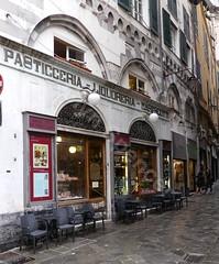Marescotti Pasticceria (glynspencer) Tags: genova liguria italy it