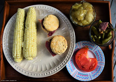 2018.07.17.1247 Country Supper (and There Was Watermelon, Too) (Brunswick Forge) Tags: 2018 virginia nikond500 food summer commented favorited