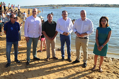 FOTO_Inauguración Playa El Viso_ (1) (Página oficial de la Diputación de Córdoba) Tags: dipucordoba diputación de córdoba antonioruiz auxiliadora pozuelo inauguración playa el viso turismo interior starlight
