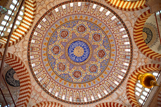 Dome of Selimiye Mosque