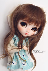 Nayame - Pullip Custom (·Yuffie Kisaragi·) Tags: doll pullip wind custom yuzuaesthetics obitsu rewigged rechipped