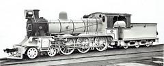 India Railways - Jamnagar & Dwarka Railway (J&DR) 4-6-0 steam locomotive Nr. 20 (William Bagnall Locomotive Works, Staffordshire 2844 / 1947) (HISTORICAL RAILWAY IMAGES) Tags: bagnall steam locomotive 460 india railways dwarka