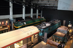 Trainworld, Brussels, Belgium (Paul Emma) Tags: europe belgium brussels railway trainworld museum schaerbeek railroad train