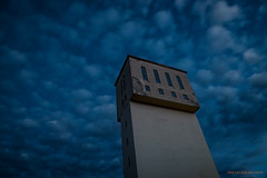 Jakobina-brutalbetong (MIKAEL82KARLSSON) Tags: lave jakobina grängesberg gränges grängesgruva sverige sweden dalarna betong concrete gruvområde miningarea mikael82karlsson sky himmel moln clouds