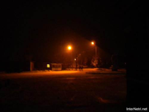 Ніч, Любомль, Волинь, Зима 2012  InterNetri 120