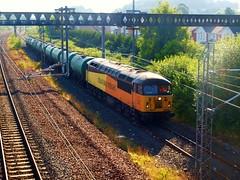 Paisley - 28-06-2018 (agcthoms) Tags: scotland paisley renfrewshire railways trains colas 56097
