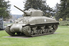 "Sherman M4A1 2 • <a style=""font-size:0.8em;"" href=""http://www.flickr.com/photos/81723459@N04/29339506528/"" target=""_blank"">View on Flickr</a>"