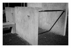 Concrete (fishyfish_arcade) Tags: 20mmf17 gx7 lumix panasonic panasonic20mmf17asphlumixg blackwhite bw monochrome mono