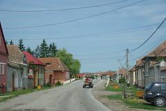 imgp9950_v1 (Mr. Pi) Tags: houses cart village romania ontheroad cata cața
