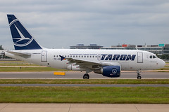 Tarom - Airbus A318-111 YR-ASC @ London Heathrow (Shaun Grist) Tags: yrasc tarom airbus a318 shaungrist lhr egll london londonheathrow heathrow airport aircraft aviation aeroplanes airline avgeek