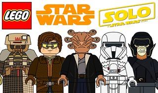 Amazing Custom Lego Star Wars Minifigures !!!