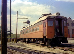 South Shore Michigan City yards 9-22-78 10 ba (jsmatlak) Tags: south shore line indiana michigan city shops electric interurban railway train nictd