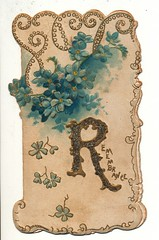 new years card (guyetna13029) Tags: new years card vintage greetings