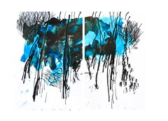 (dragoncello64) Tags: painting artist artworksonpaper artecontemporanea giuliobenatti artnetnews artsy contemporypainting contemporaryart watercolur italianartist italianart dittico watercolor art artwork