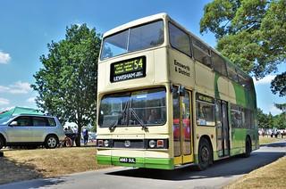 Leyland Titan A883 SUL