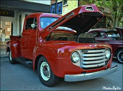 '49 Ford Truck (Photos By Vic) Tags: 1949 49 ford truck pickup vehicle vintage antique classic carshow old