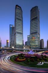 Shanghai Pudong LuJiaZhui 陸家嘴 (津) Tags: fujifilm fujifilmgfx50s canontse17mmf4l shanghai cityscape architecture