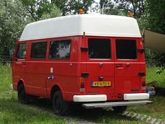 1991 Volkswagen LT 28 (harry_nl) Tags: netherlands nederland 2018 everdingen volkswagen lt 28 vx670v sidecode9 grijskenteken