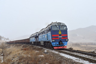 Locomotive 2ME116UM-029...