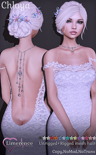 {Limerence} Chloya hair special for Blush