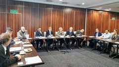 HAZARD Research Partners' Meeting, 2.11.2017 (HAZARD_Project) Tags: hazard project safety security rescue services baltic sea region bsr interreg fire department risk assessment accident cooperation communication estonia germany finland lithuania poland academic partners university turku hamburg techonology euroacademy vilnius gediminas borås sweden gdansk ports port