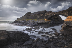 Fort des Capucins (Breizh) (Mathulak) Tags: bretagne breizh fortdescapucins ilotdescapucins finistère hiver d750 mathulak