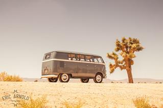 1956 VW Kombi