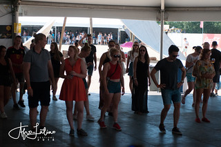 Party People @ Afro-Latino Festival 2018.