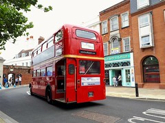Local Haunts (PD3.) Tags: rn994 rm 994 793uxa 793 uxa wlt944 wlt aec routemaster london transport local haunts tour bus buses psv pcv hampshire hants england uk portsmouth solent