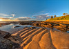 Everything is transient (JustAddVignette) Tags: australia beach clouds collaroy dawn headland landscapes lowtide newsouthwales northernbeaches ocean panorama reflections risingtide rocks sand sea seascape seawater seaweed sky sun sunrays sunrise sydney water