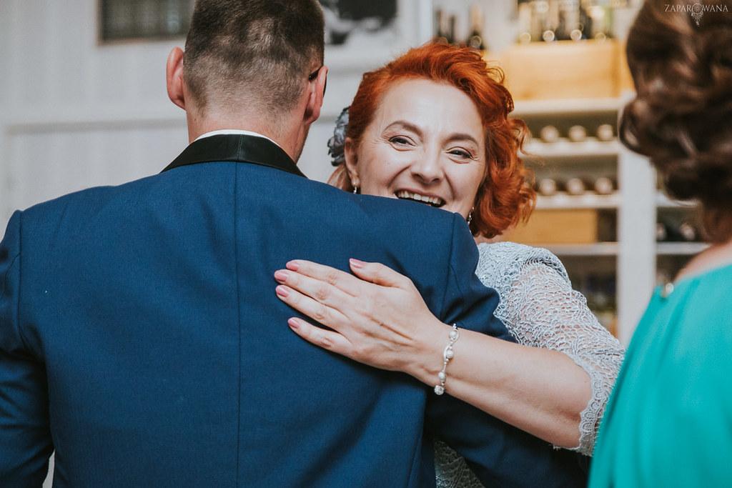 487 - ZAPAROWANA - Kameralny ślub z weselem w Bistro Warszawa