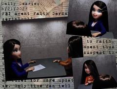 "MMNBFF 5 | Week 3 | ""Twins"" | Faith Gardner (PancakeBoss) Tags: bratz doll collage faith gardner bff5 oriana twins fbi mga"