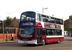 New refurb... (SRB Photography Edinburgh) Tags: lothian buses bus transport travel edinburgh refurbished roads