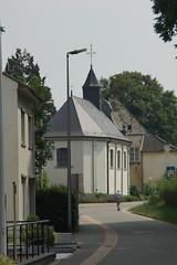 Kapel in het plaatsje Kanne. (limburgs_heksje) Tags: nederland netherlands niederlande limburg chateau neercanne castle schloss grens
