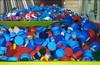 (Jean-Luc Léopoldi) Tags: plastic bottletops recycling bouchons couleurs