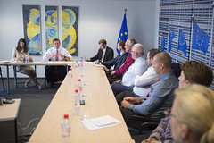 Brusel - pracovná návšteva župana a poslancov BSK 2018 (bratislavskysamospravnykraj) Tags: bsk brusel vuc vucba region kraj eu parlament europa