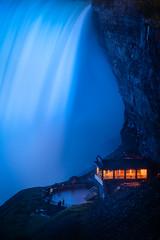 Blue hour (Lee Chu) Tags: a7iii ilce7m3 sel70200g niagarafalls ontario canada waterfall night journeybehindthefalls horseshoefalls