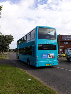 Arriva northumbria 7634 (former arriva yorkshire 1533)